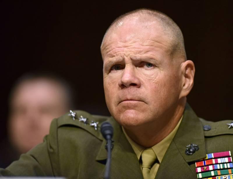 В США пытаются сгладить заявление командующего КМП о надвигающейся войне в Европе