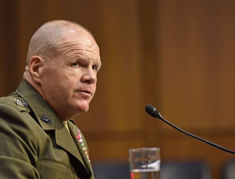 Война «уже идёт». Корпус морской пехоты США против России