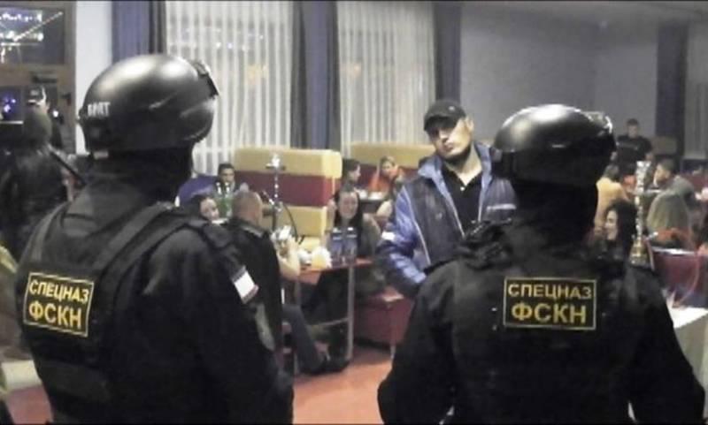 Ликвидация ФМС и ФСКН завершится в России в 2018 году