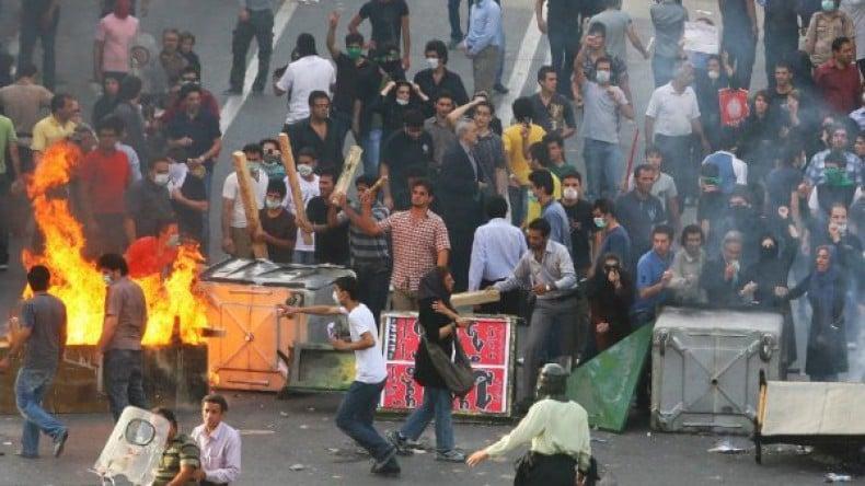 Беспорядки в Иране спровоцированы чтобы начать очередную войну