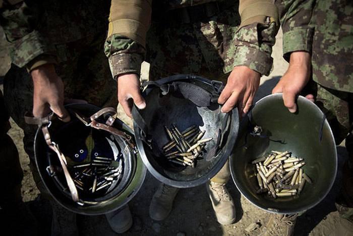 Deutschland stellte die Notwendigkeit in Frage, die Ukraine mit tödlichen Waffen zu beliefern