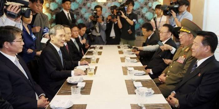 DPRK agreed to hold high-level talks with South Korea