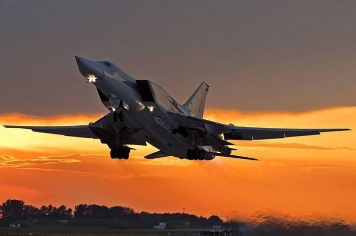 장거리 Tu-22М3 폭격기의 현대화가 2018에서 시작됩니다.