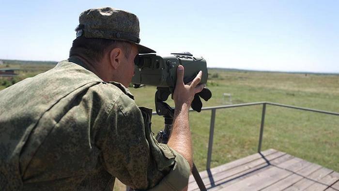 """As unidades das Forças Especiais receberão """"ótica localizadora de direção"""""""