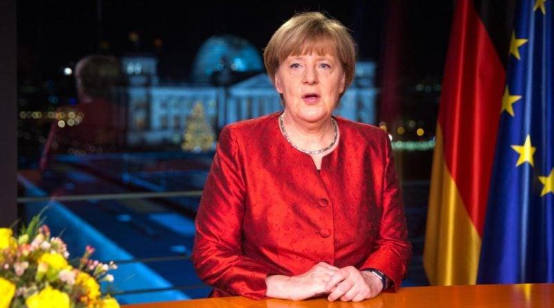 Немецкие политики видят единую Европу под Германией?