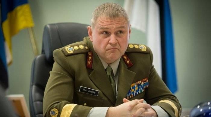 Эстония обвинила Россию в подготовке войны с НАТО