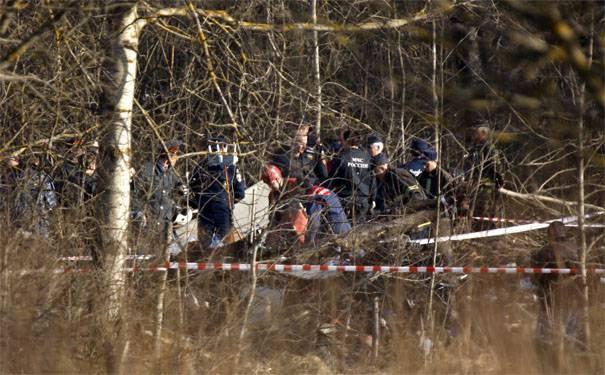 Поляков попросили высказать мнение о причинах крушения Ту-154 под Смоленском