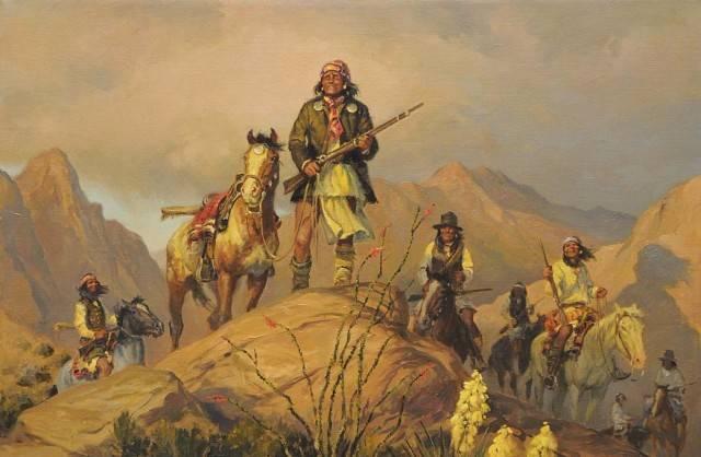 Victorio e i suoi indomabili apaches