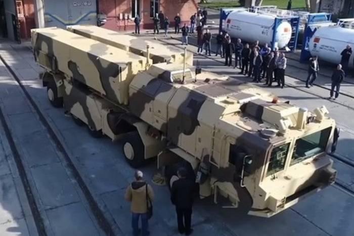 Украинский комплекс «Гром-2» не будет поставляться в ВСУ
