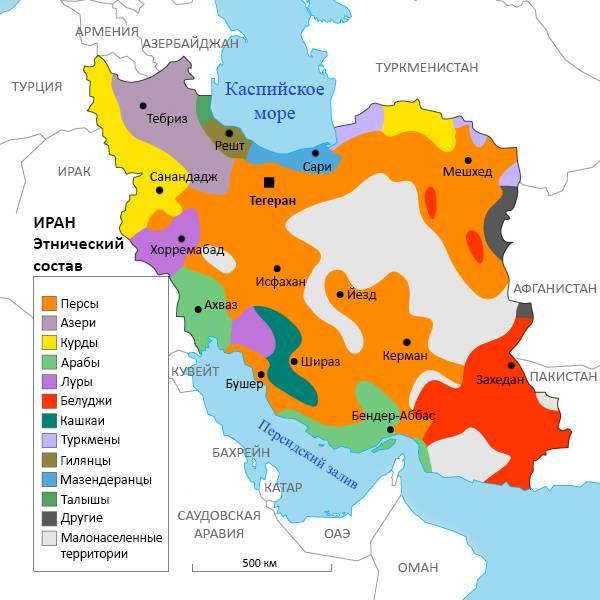 Ждёт ли Иран судьба Сирии?