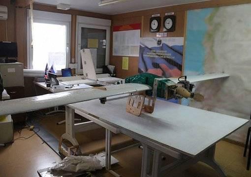 국방부 : SAR의 무장 단체들이 공개 시장에서 UAV 기술을 인수했습니다.
