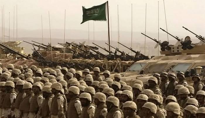 रक्षा बजट नेताओं में सऊदी अरब की बढ़त