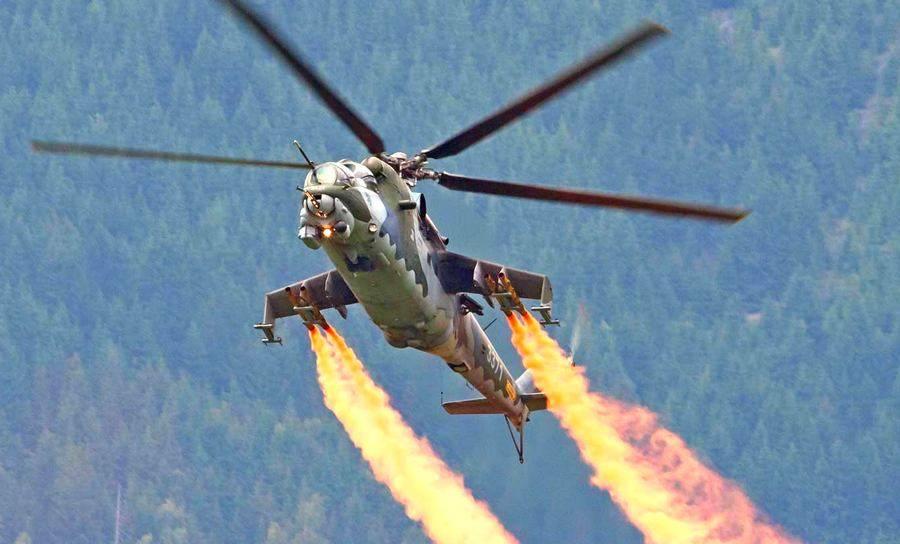 вертолеты с ракетами картинки здесь