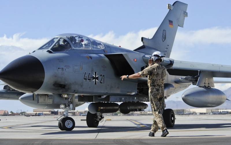German Air Force faced a problem: it was not easy to replace the Tornado