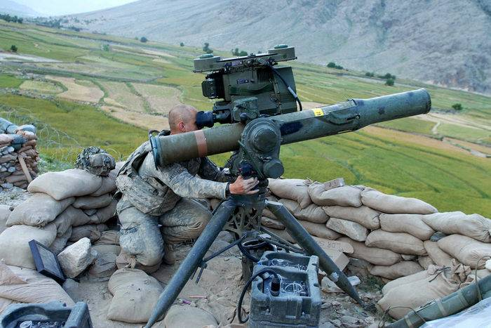 "Media: US will put Ukraine ATGM TOW instead of ""Javelin"""