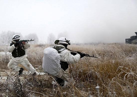 TSB सैनिकों ने परीक्षण स्थलों पर युद्ध प्रशिक्षण शुरू किया
