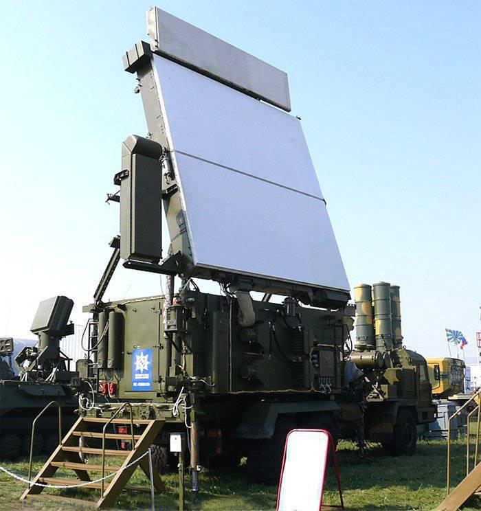 """La station radar numérique """"Gamma-C1"""" a pris ses fonctions de combat dans la région de Kirov"""
