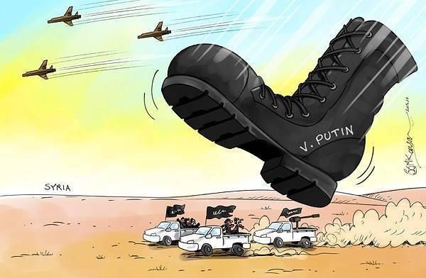 Странная война в Идлибе: как Москва смогла заставить боевиков ИГИЛ работать на себя