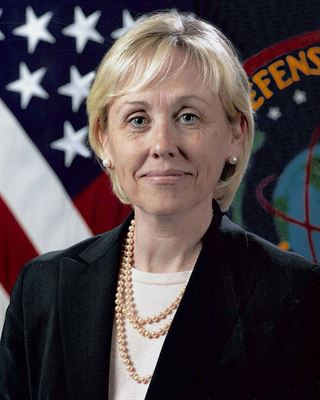 Female face of US military intelligence