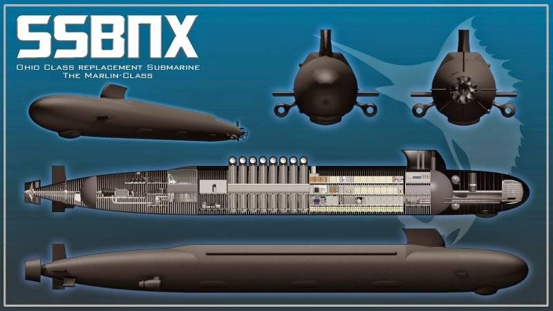 Le Pentagone rejette les accusations des auditeurs concernant un projet sous-marin déraisonnable de nouvelle génération