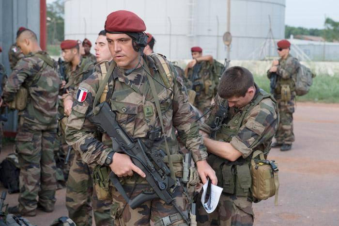 Международный батальон НАТО в Литве пополнили 300 французов