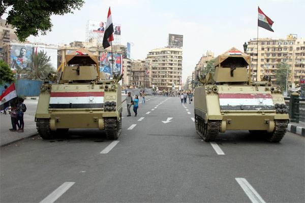 Mídia: O mundo frio de Israel e Egito pode resultar em um conflito fronteiriço quente