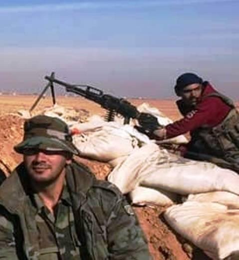 ロシアの「Pecheneg」がシリアで発見