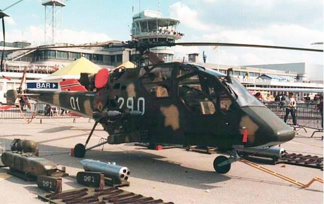 Tanklara karşı havacılık (22'in bir kısmı)