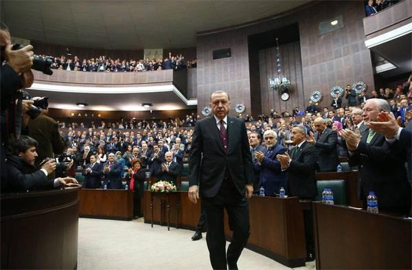 エルドアン首相がアフリンでのシリアのクルド軍事作戦を脅かす