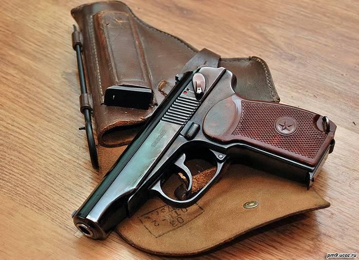 In den Vereinigten Staaten sehr geschätzt die Zuverlässigkeit der sowjetischen und russischen Pistolen