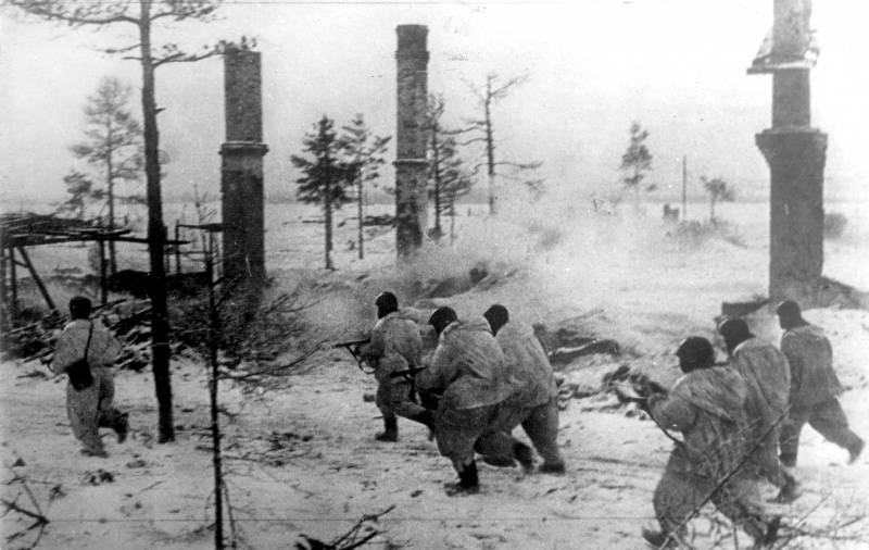 "Operation ""Spark"". To the 75 anniversary of the breakthrough of the blockade of Leningrad"