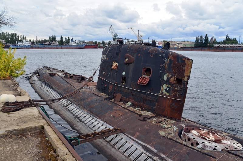 El comandante de las Fuerzas Navales de Ucrania comentó sobre la propuesta de Putin de transferir buques de Crimea