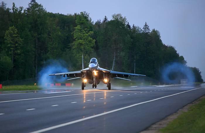 Pilotos do Distrito Militar do Sul trabalharão na região de Rostov desembarcando na estrada