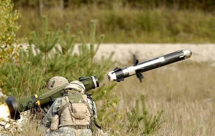 Forças Armadas Ucranianas irão treinar operadores de ATGMs American Javelin no exterior