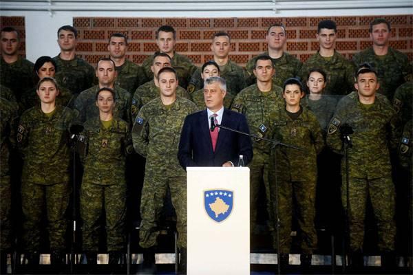 ЕС собирается усадить на скамью подсудимых представителей косовских властей?