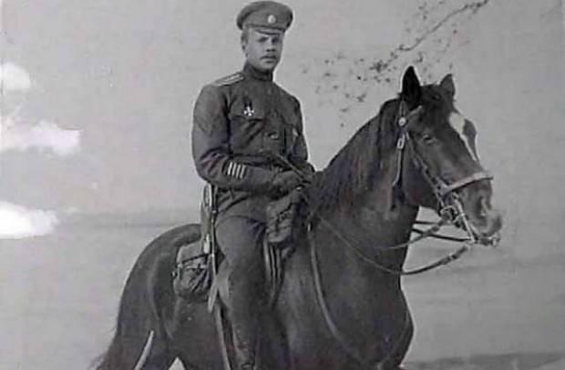 Yakov Slashchev将军 - 为俄罗斯服务
