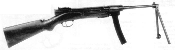 Fucili mitragliatori STA 1922 / 1924 (Francia)