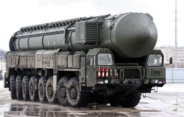 Washington: a Rússia tem uma vantagem na indústria nuclear sobre os Estados Unidos