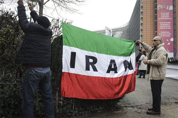 """The EU commented on the words of trump about the """"last chance of Iran"""""""
