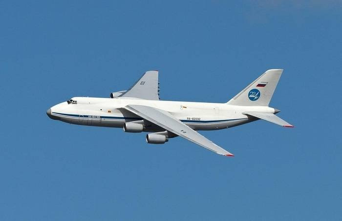 """""""Il"""" proceeds with the modernization of the An-124, available in the arsenal of the Russian Aerospace Forces"""