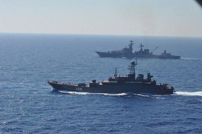Shamanov: la Russia svilupperà una presenza nel Mediterraneo