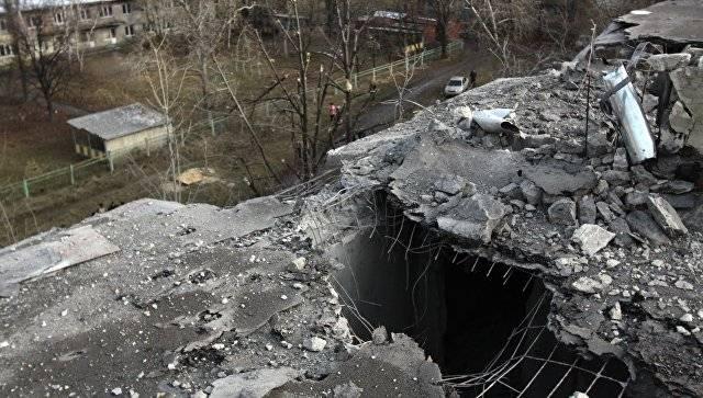 APU al giorno 11 ha appena aperto il fuoco sul territorio del DPR