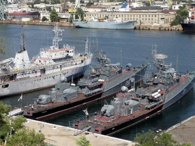 В Госдуме назвали глупостью слова украинского генерала о минировании передаваемых кораблей