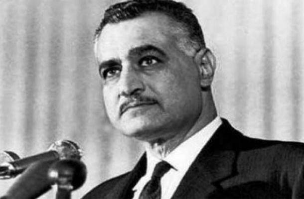 """Father of the Arabs."" One hundred years nasser"