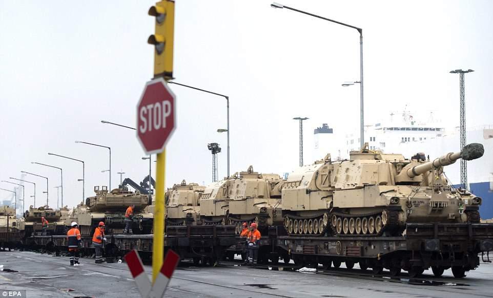 В Бундестаге посоветовали американцам забрать своё ядерное оружие из Германии