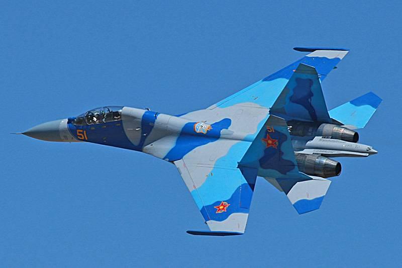 在哈萨克斯坦坠毁的苏-27飞行员被判入年度4