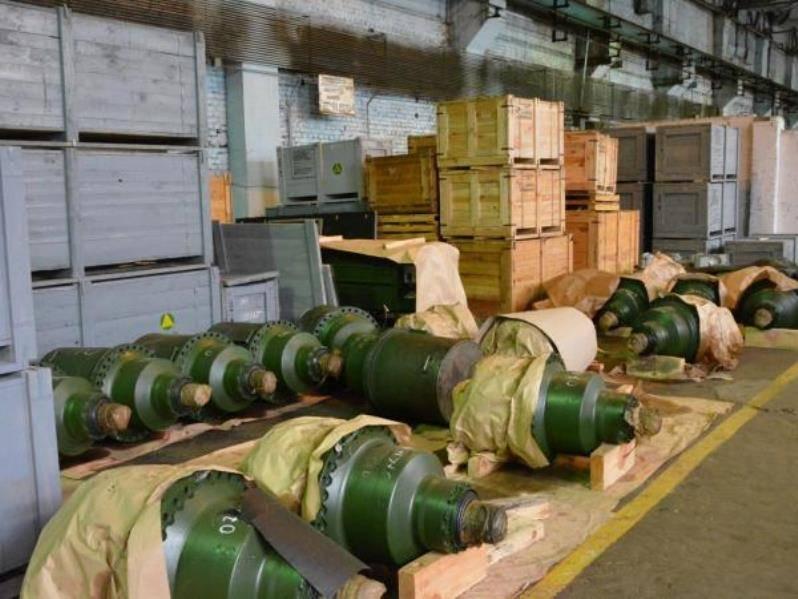 Die Ukraine hat eine weitere Partie Motor-Getriebe-Einheiten nach Pakistan verschifft
