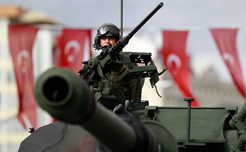 Ataque turco Afrina: quien ganará este juego