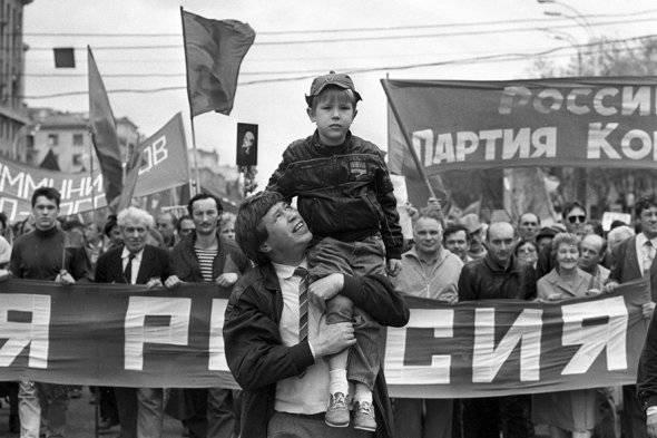 Periodista, preso político, líder de protestas populares. En memoria de V.I. Anpilov