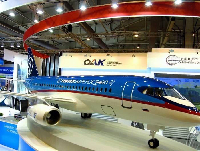 La Russie présentera les derniers chasseurs MiG-35 et Su-35, ainsi que des avions de ligne SSJ100, MS-21 et Be-200, au spectacle aérien de Singapour